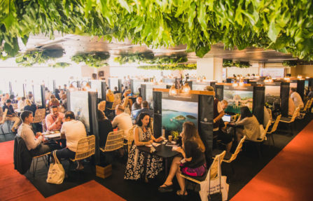 Further East, Luxury travel trade show in Bali