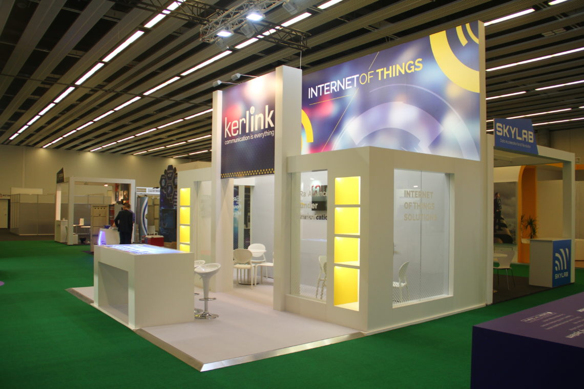 Mobile World Congress 2017 Tradeshow  Barcelona _Kerlink 3