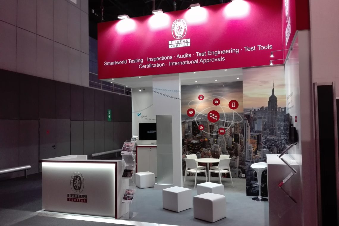 Mobile World Congress 2017 Tradeshow Veritas 2