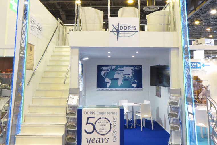 Exhibition Stand Double Decker : Double deck stand decomakers